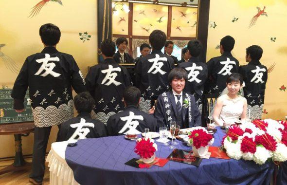 法被(はっぴ)神奈川県のお客様